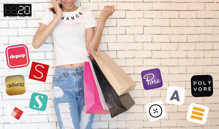 10 migliori app di moda - Blog, Puntoventi