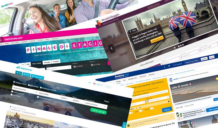 Viaggiare grazie al web tra offerte imperdibili ed esperienze da condividere