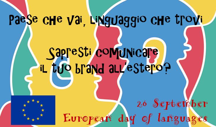 Paese che vai, linguaggio che trovi