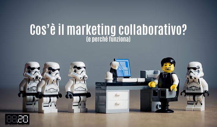 Cos'è il marketing collaborativo?
