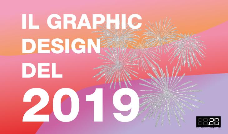 Il graphic design del futuro: i trend del 2019
