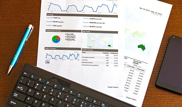 Google Analytics: le statistiche più importanti per un sito internet