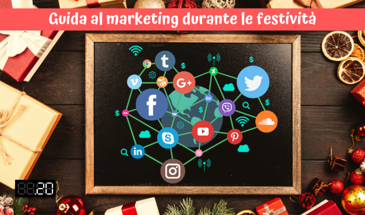 Guida al marketing durante le festività