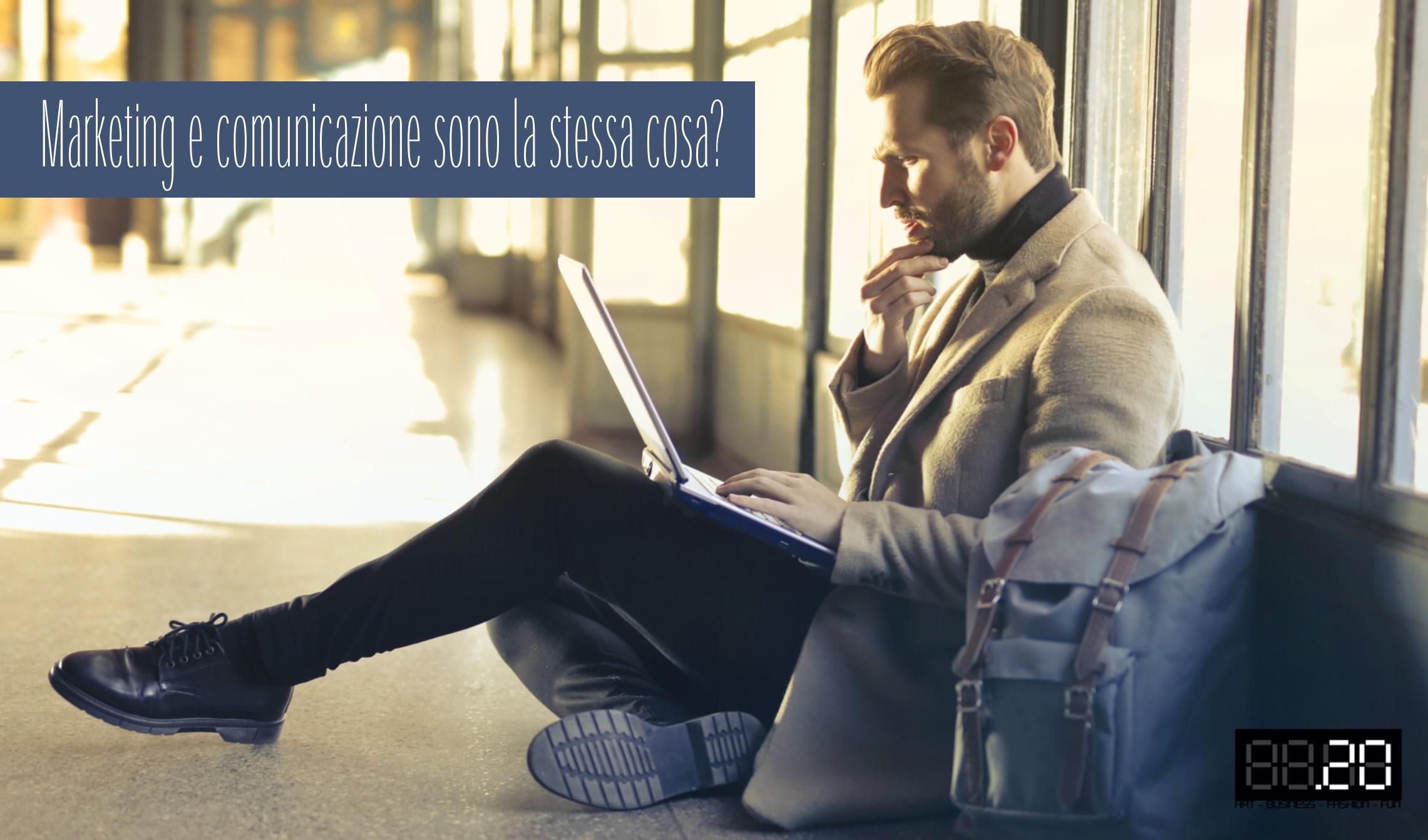 Marketing e comunicazione sono la stessa cosa?