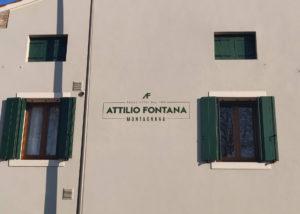 rebrand logo Attilio Fontana Prosciutti