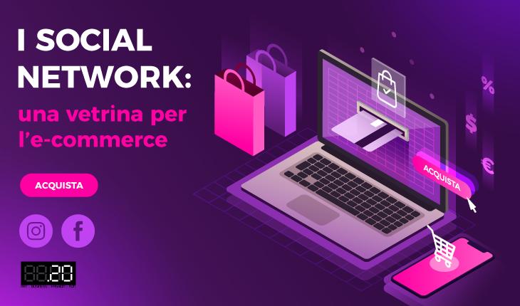 I social network: una vetrina per l'e-commerce