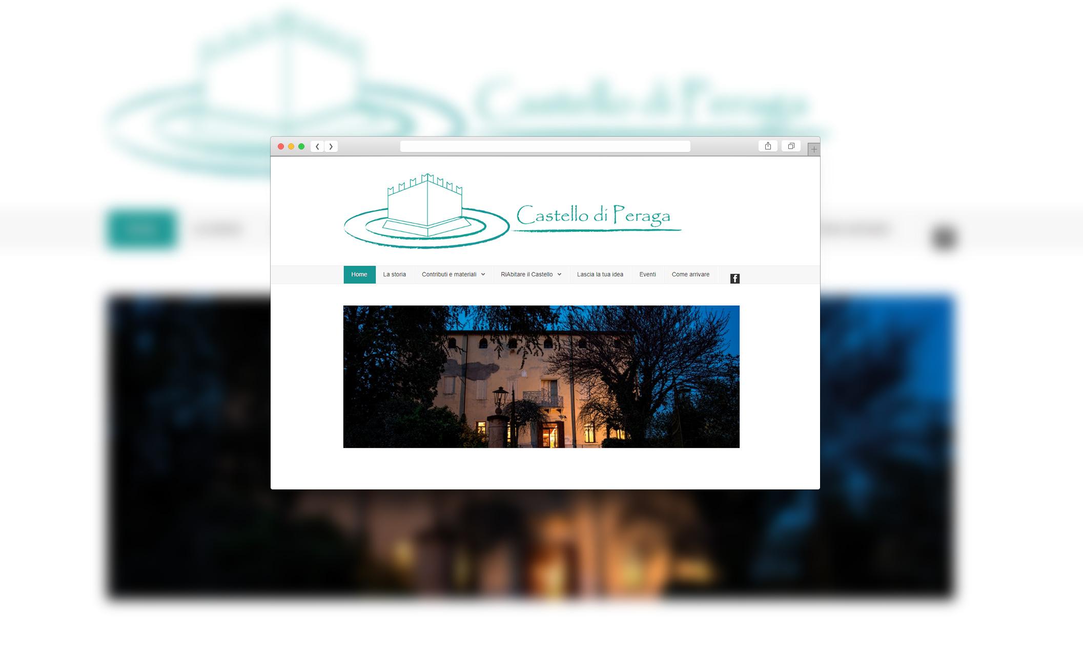 sito Castello di Peraga