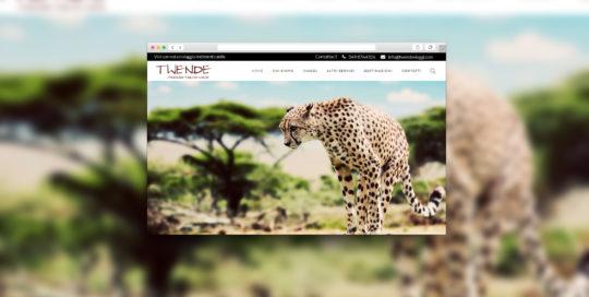 sito Twende Viaggi