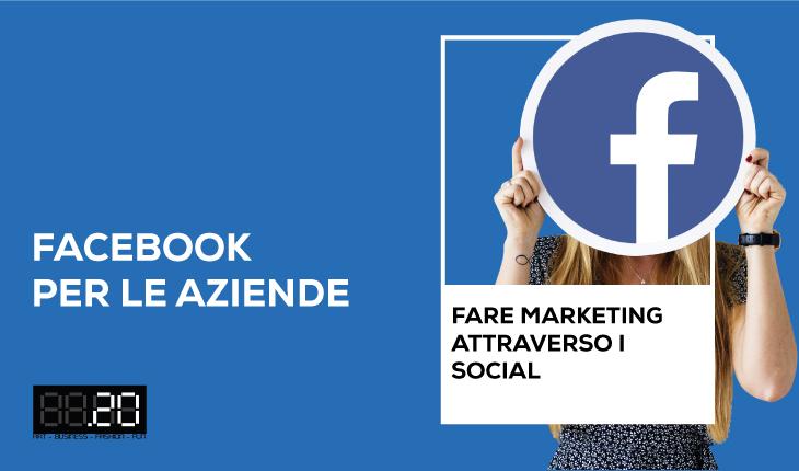"""Corso: """"Facebook per le aziende: fare marketing attraverso i social"""""""
