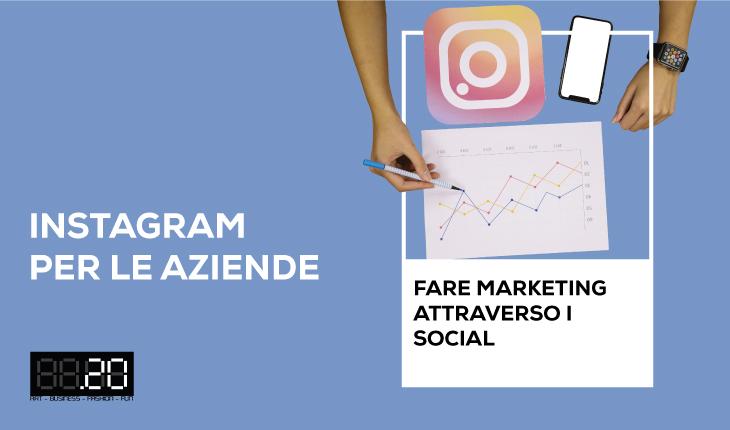 """Corso: """"Instagram per le aziende: fare marketing attraverso i social"""""""