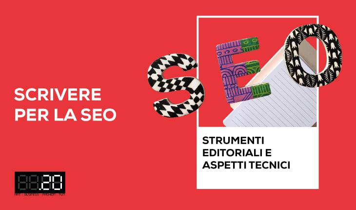 """Corso: """"Scrivere per la SEO: strumenti editoriali e aspetti tecnici"""""""