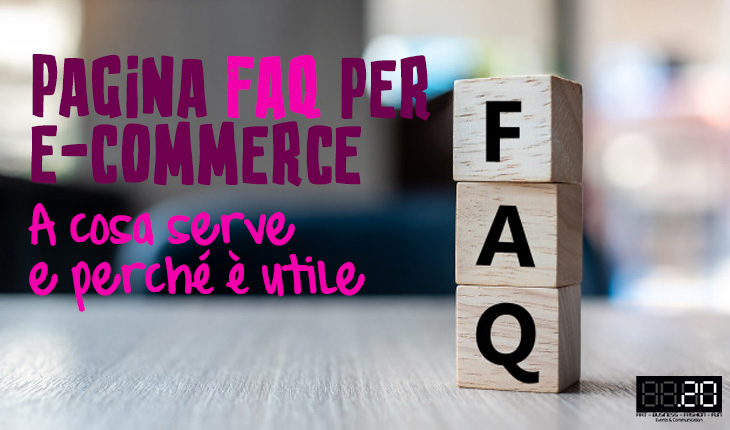 FAQ per e-commerce