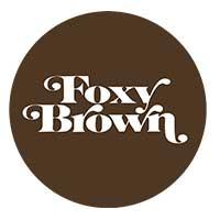 foxy brown vintage