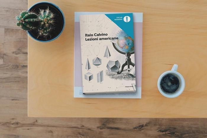 """Italo Calvino """"Lezioni americane"""""""
