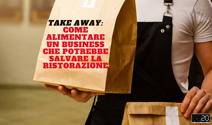 take away business per la ristorazione