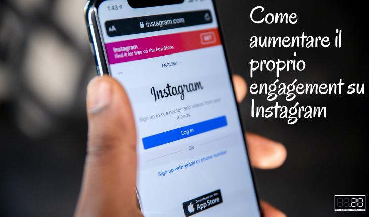 engagement su instagram