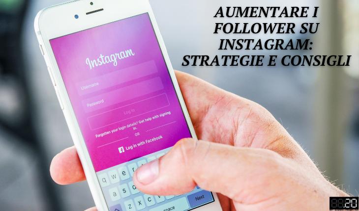 aumentare follower su Instagram